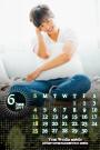 2017年6月カレンダー